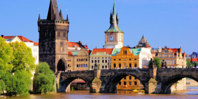 Weekendresa Prag