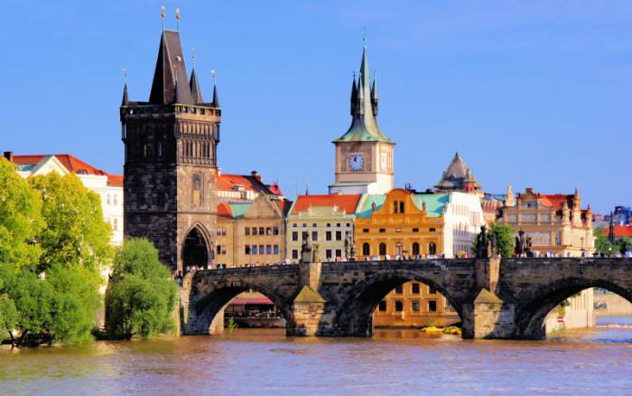 Weekendresa Prag
